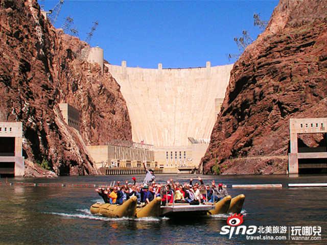 大峡谷游船